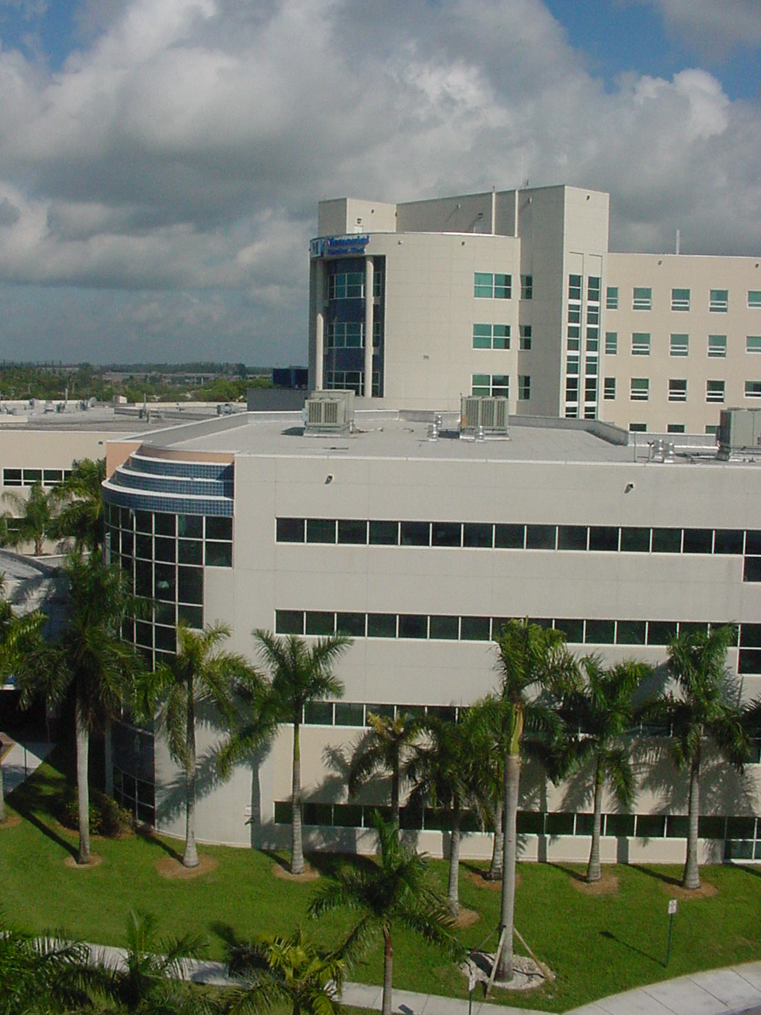 Memorial Hospital West: Hurricane Upgrade Project