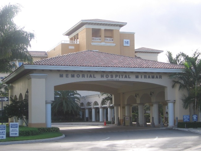 Memorial Hospital Miramar: Hurricane Upgrade Project