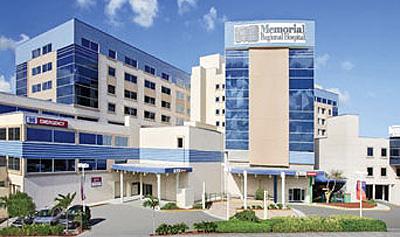 Memorial Regional Hospital: Wound Healing Center