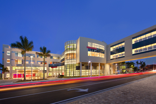 Memorial Regional Hospital: Hurricane Wilma Restoration