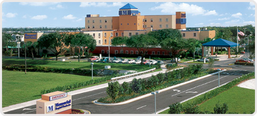 Memorial Hospital Pembroke: Hurricane Wilma Restoration